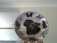 ROYAL DOULTON FRIENDS IN THE FIELD PLATE