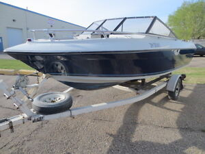 Kelsey Aquastar 16ft with 140 Hp Outboard