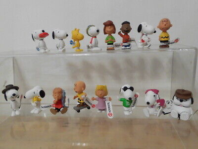 Snoopy Peanuts Schleich Figur -Auswahl- Woodstock Charlie Brown Peppermint Patty