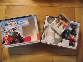 DISNEY INFINITY 1, 2.0, 3.0 FOR PS3 PLUS MANY EXTRA FIGURES