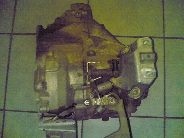 caddy 2 panelvan 1.6 gearbox
