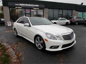 MERCEDES-BENZ E350 4MATIC 2011 **NAVIGATION/GPS**