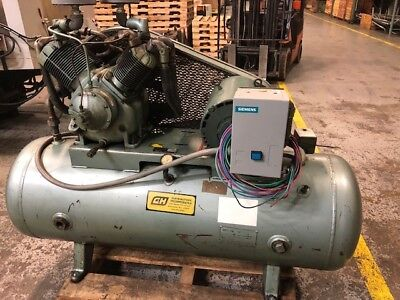 Used 10 Hp 230v Air Compressor