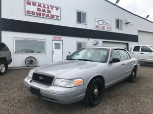 2011 Ford Police Interceptor Cop Car Only $4850!!