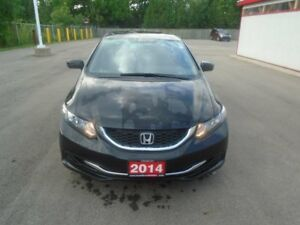2014 Honda Civic Sedan LX 4dr FWD Sedan
