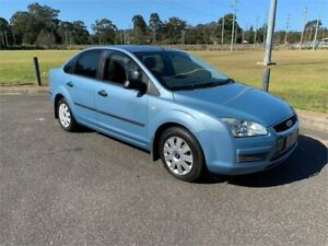 2005 Ford Focus LS CL Blue 4 Speed Automatic Sedan West Gosford Gosford Area Preview