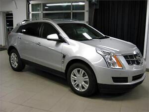 2011 Cadillac SRX4, AWD, CAMERA RECUL, 99$/sem. TOUT INCLUS!