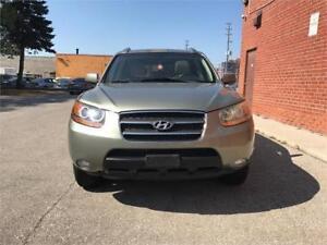2009 Hyundai Santa Fe GLS *AWD ALLOYS CERTIFIED LEATHER+ROOF*  *