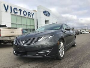 2015 Lincoln MKZ Heated Seats, Backup Camera, Leather Seats, $80