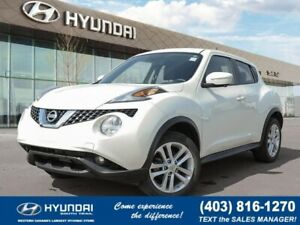 2017 Nissan Juke - AWD, Keyless Entry, Push Ignition, Leather, H