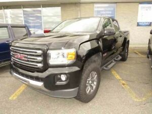 2015 GMC CANYON 4WD EXTENDED CAB