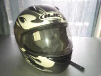 HJC medium size helmet Session SNELL Approved DOT