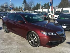 2015 Acura TLX V6 Tech package AWD 38.000 km