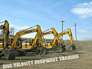 Interested in Heavy Equipment ? Come get certified with us ! Cambridge Kitchener Area image 6