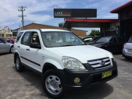 2005 Honda CR-V RD Sport White Automatic Wagon