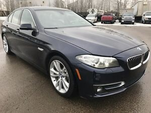 2014 BMW 5 Series 535d xDrive - Navigation, Back up Camera!
