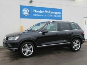 2017 Volkswagen Touareg 3.6 Execline