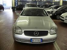 Mercedes-benz Slk 200 Cat