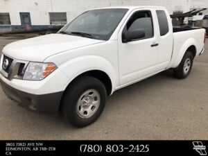 2013 Nissan Frontier S 2.5L Engine 2WD - Odometer is in Miles