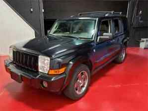 2006 Jeep Commander V8 Limited Loaded Leather Sunroof Backup Tow