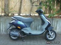 Looking for a 50/125 moped