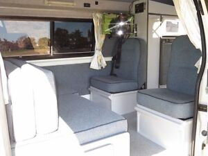 Toyota Hiace Camper – AUTO – 5 SEATS Glendenning Blacktown Area Preview