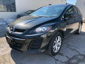 2010 Mazda CX-7 GT AWD  LEATHER/SUNROOF