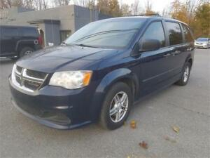 2013 Dodge Caravan-Safety Included