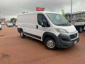 2016 Fiat Ducato Series 4 Low Roof MWB White 6 Speed Manual Van Melville Melville Area Preview