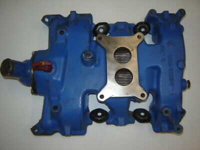 1957-64 Ford Y Block Engine 2 BBL Intake Manifold 272 292 V8  for sale  Shipping to Canada
