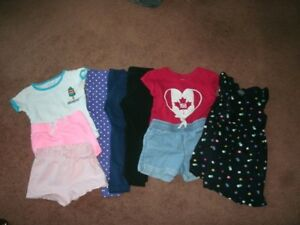 Girls Spring/Summer Clothes, Size 3