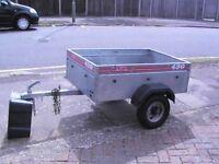 CADDY 430 Car trailer