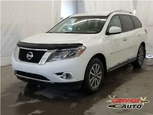 Nissan Pathfinder SL AWD Cuir 7 Passagers MAGS Volant chauffant