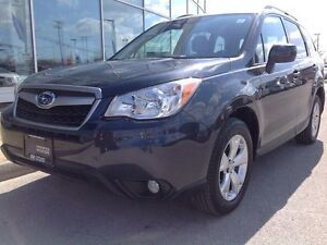 2014 Subaru Forester 2.5i Convenience at 4WD Bluetooth