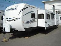 2012 Keystone Outback 312 BHDS