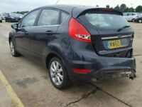 FORD FIESTA 2010 BLACK BREAKING FOR SPARES TEL 07814971951 HAVE FEW IN STOCK