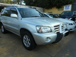 2006 Toyota Kluger CVX AWD Silver Automatic Wagon Croydon Burwood Area Preview