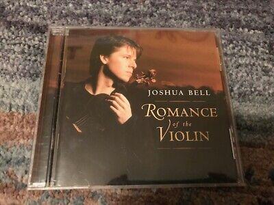 Joshua Bell Romance - Joshua Bell-Romance of the Violin CD
