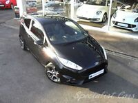 FORD FIESTA 1.6 ST-3 3d 180 BHP MOUNTUNE Performance , Only 97 (black) 2014