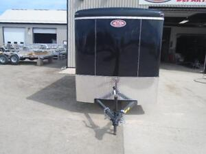 LOWEST PRICE FOR THE QUALITY 6X12 CARGO TRAILER BUILT HEAVY DUTY London Ontario image 3