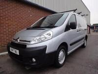 2011 CITROEN DISPATCH 1000 1.6 HDi 90 H1 84,000 Miles Only