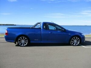 2012 Ford Falcon FG MK2 XR6 Limited Edition Blue 6 Speed Manual Utility Horsley Wollongong Area Preview