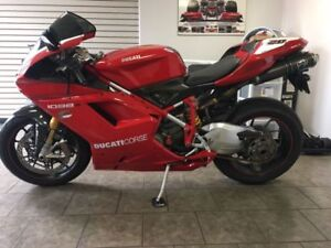 Ducati 1098S Mint!! Low KM!! Lots Of Aftermarket Parts