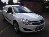VAUXHALL ASTRA VAN 1.3L CDTI 2009, Only 68000 miles NOT caddy, connect, combo, Berlingo