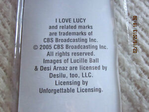 2 Collectible I Love Lucy Watches BRAND NEW London Ontario image 3