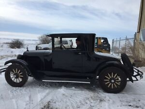 Sell 1927 Dodge Brothers 124 Businessman Coupe