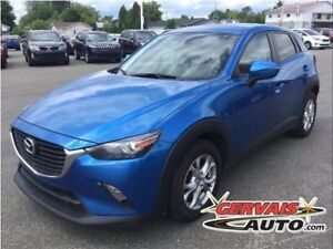 Mazda CX-3 GS Luxe AWD Cuir Toit Ouvrant MAGS 2016
