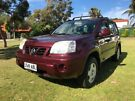 2003 Nissan X-Trail T30 II ST Maroon 5 Speed Manual Wagon Somerton Park Holdfast Bay image 2