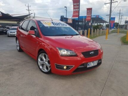 2007 Ford Focus LT XR5 Turbo 6 Speed Manual Hatchback Cairnlea Brimbank Area Preview