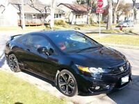 2014 Honda Civic Si Coupe - free winter tires & rims. Great deal